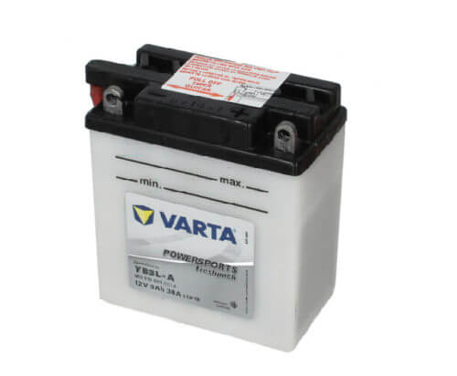 Akumulator VARTA FUN YB3L A