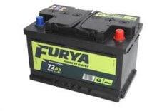 FURYA 72Ah 600A P+