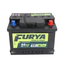 FURYA 60Ah 450A P+