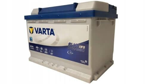 VARTA EFB 70Ah 760A P+