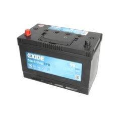 Akumularot EXIDE EFB 95Ah 800A L+