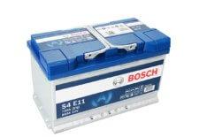 Akumulator BOSCH S4 EFB 80Ah 800A P+