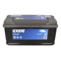 Akumulator EXIDE EXCELL 85Ah 760A P+