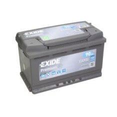 Akumulator EXIDE PREMIUM 90Ah 720A P+