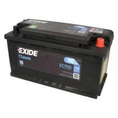 Akumulator EXIDE CLASSIC 90Ah 720A P+