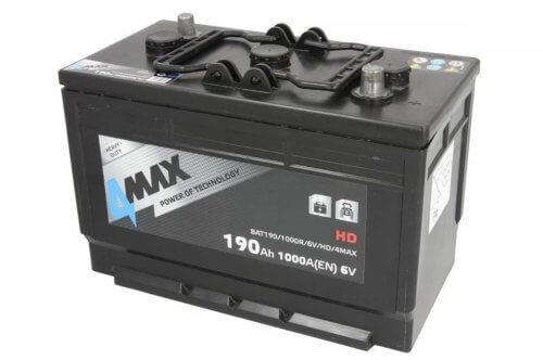 4max190Ah-1000A